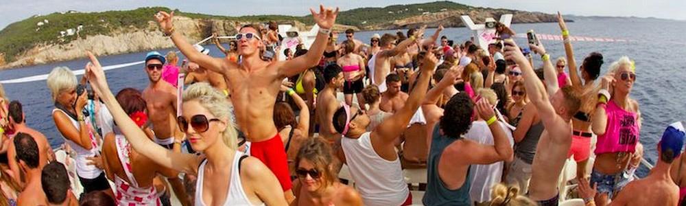 Парти на яхта, Луксозно парти